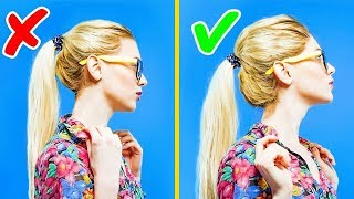 15 GREAT TIPS FOR FAST AND GORGEOUS HAIRSTYLES