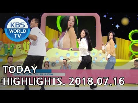 Highlights-Mysterious Personal Shopper E95/Sunny Again Tomorrow E45/Hello Counselor[2018.07.16]