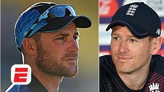 England captain Eoin Morgan admits copying New Zealand's 2015 style | Cricket World Cup final