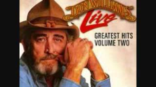 Watch Don Williams Were All The Way video