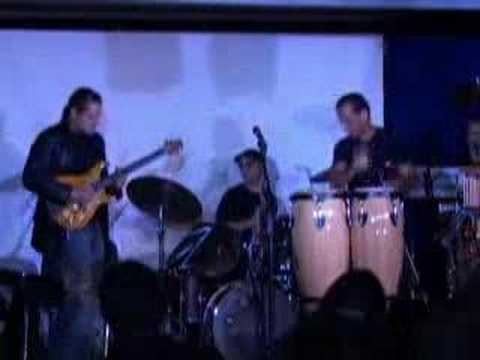 Frank Colon Band. Feat. Roman Miroshnichenko, guitar solo