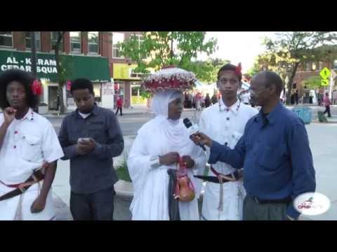 Oromo TV: Oromo St. Inauguration!!!