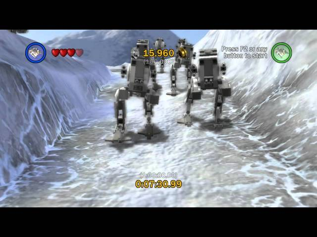 Let's Play Lego Star Wars: The Complete Saga - Episode 5 Super Story Part 1 of 4
