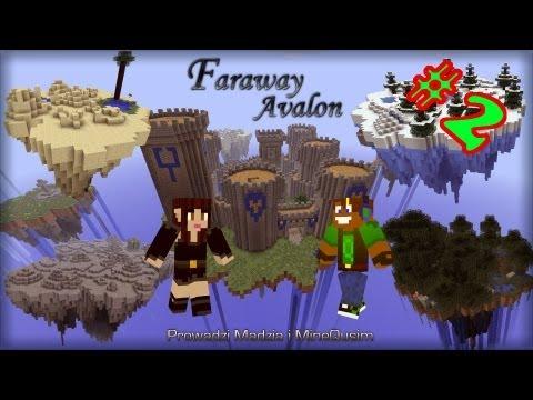 Faraway Avalon #2 Nowa wyspa nowa śmierć... MineQusim Madzia