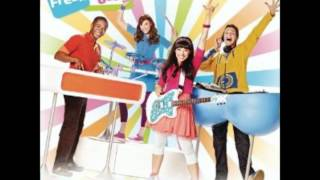 The fresh beat band Stomp the House.