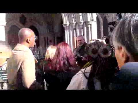 Mark Duggan's Family Arrive For First Day of Inquest High Court London