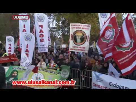 Alevilerden PKK'ya isyan