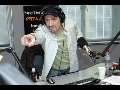 'Opie & Anthony' Host Anthony Cumia FIRED By SiriusXM