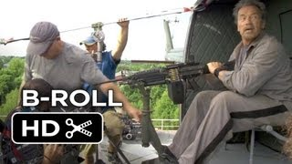 Escape Plan B-ROLL #2 (2013) - Arnold Schwarzenegger Movie HD
