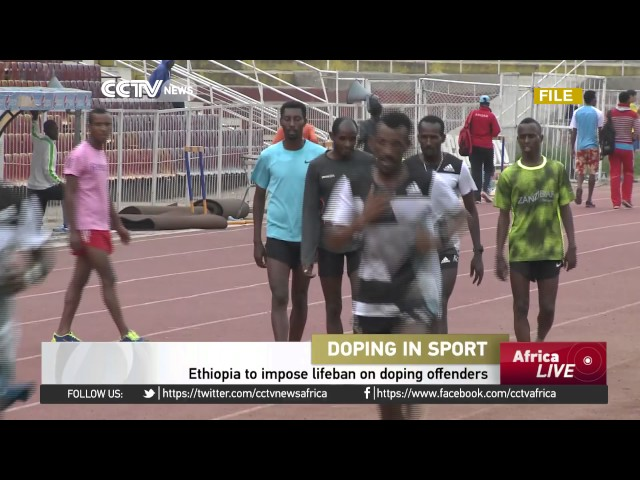 Ethiopia to impose lifebans on doping offenders