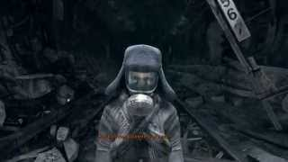 Metro Last Light Redux заставка или прохождение часть 0