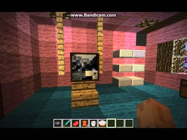 Minecraft  Simpsonovi Spriengfeld mapy ke stažení