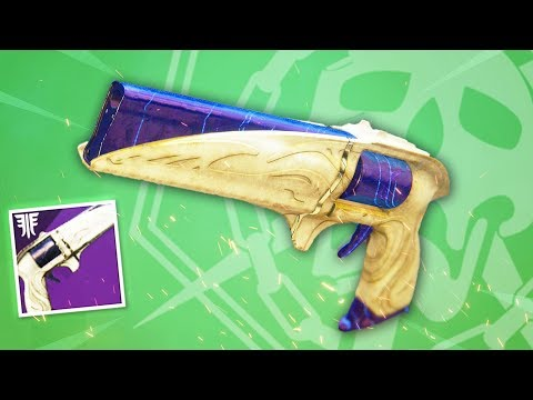 The LAST WISH Raid Hand Cannon! NATION of BEASTS | Destiny 2 Forsaken