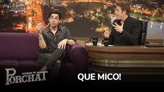 Gabriel Diniz revela que jogou xixi no próprio rosto durante confusão em show