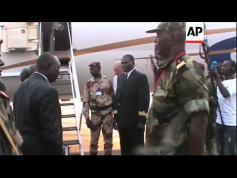 Central African Republic's president and prime minister resign from power