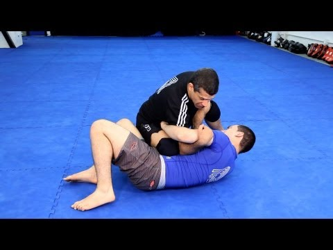 How to Do Knee on Belly Attacks | MMA Fighting