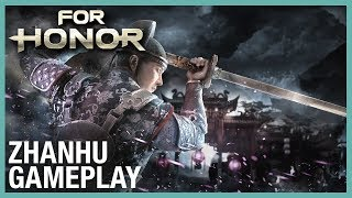 For Honor: New Wu Lin Hero Gameplay | Ubisoft [NA]