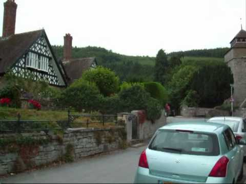 Knighton, Powys, Wales, Welsh Marches, UK.