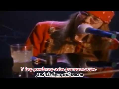 Guns N Roses - November Rain Subtitulado Español Ingles dedicado...