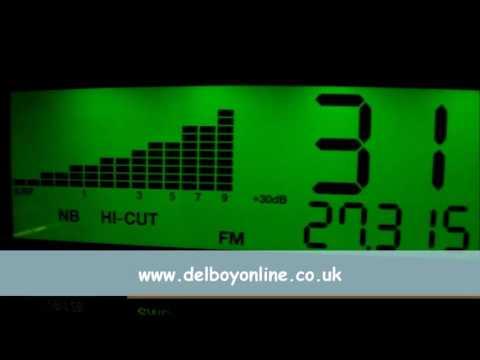 CB Radio Skip 19/05/2016 (President Grant 2)