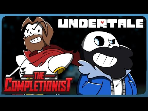 The Completionist® - UNDERTALE: THE ULTIMATE ROUTE