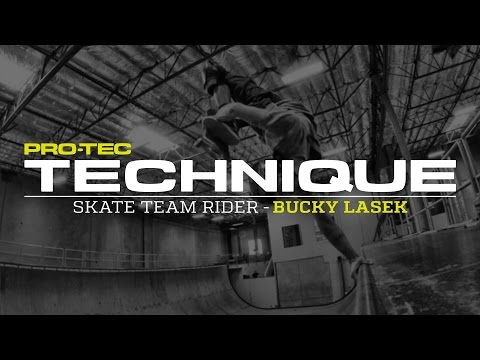 Pro-Tec Technique with Bucky Lasek - Invert
