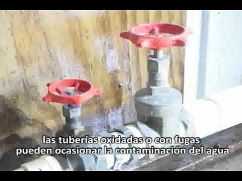Agua para sistema rural