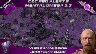 Mental Omega 3.3.3 - Yuri Fan Mission Jedi Fight Back [C&C Red Alert 2]