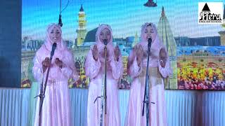 """Naat Sharif in """"ARABIC AND INDONESIAN LANGUAGE"""" By Students of Hera English School"""