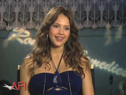 Jessica Alba On Romantic Comedies