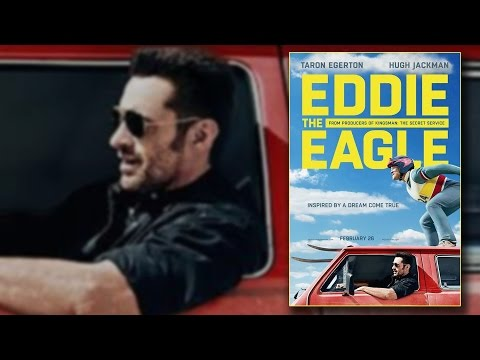 Eddie the Eagle Trailer - upstateramblingscom