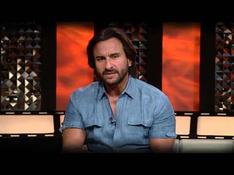 Saif Ali Khan answers questions asked by the viewers of The Front Row