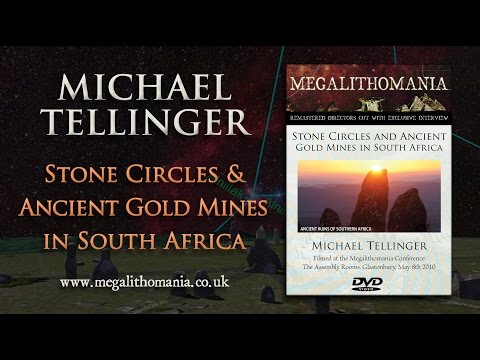 Michael Tellinger Stone Circles And Ancient Gold Mines In South