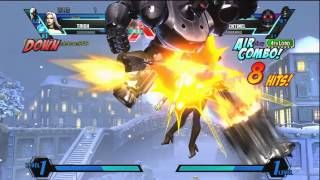 download lagu Ultimate Marvel Vs Capcom 3 Ranked Matches - Part gratis
