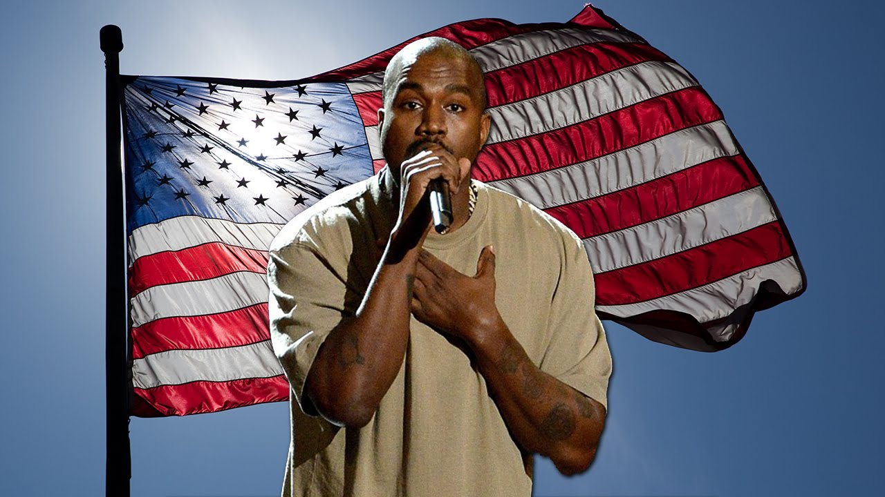 Kanye West Is Serious About Running For President