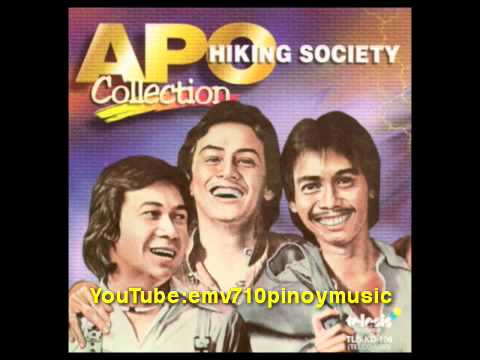 Hanggang May Pag-ibig - Apo Hiking Society On Cd video
