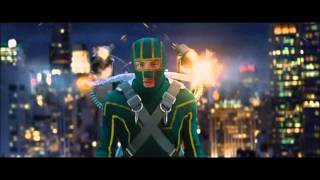 Download Kick-Ass (2010): The Jet Pack scene 3Gp Mp4