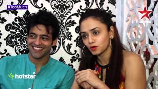 Nach Baliye 7: The Too Much fun chat with Amruta - Himmanshoo continues!
