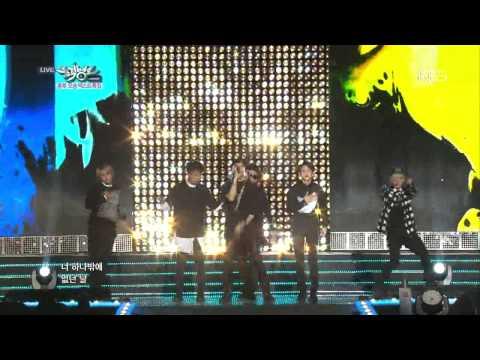 [hit] 뮤직뱅크-비스트(beast) - Good Luck.20141003 video