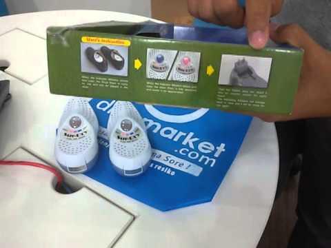 Penghilang Bau Sepatu Alat Penghilang Bakteri Sepatu