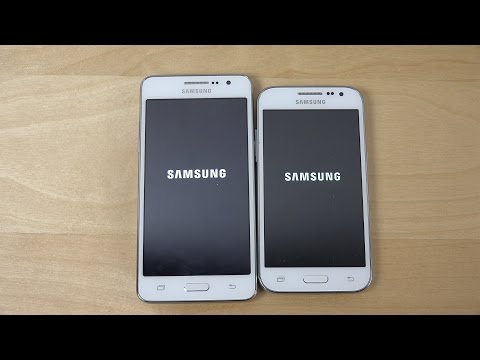Samsung Galaxy Grand Prime vs. Samsung Galaxy Core Prime - Which Is Faster? (4K)