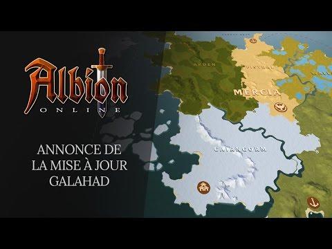 Albion Online   Préparez-vous pour Galahad !
