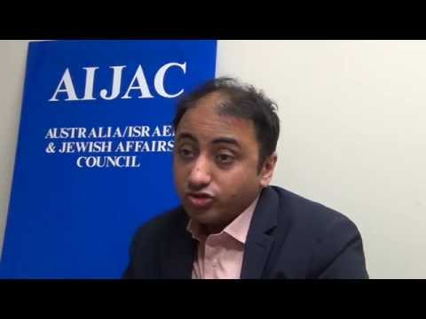 Sadanand Dhume on India-Israel relations