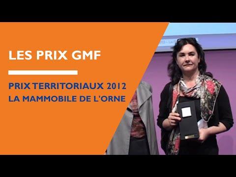 Prix Territoriaux 2012 : la mammobile de l'Orne