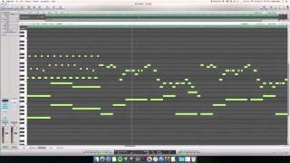 2015 House Melodies in Logic Pro 9