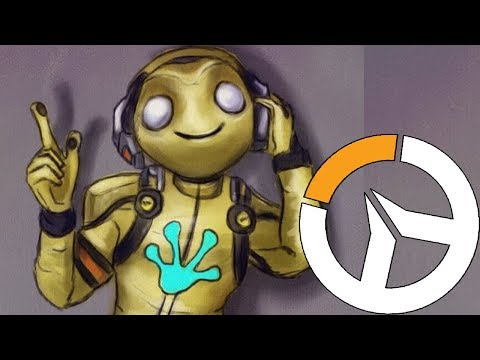 LÚCIO HIPHOPPER! - Overwatch