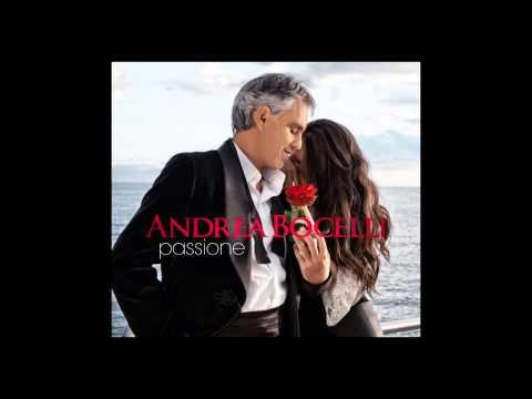 Andrea Bocelli – Quizas Quizas Quizas (duet with Jennifer Lopez)