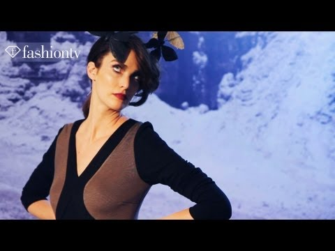Yael Goldman For Ronen Chen | Photoshoot By Alon Shafransky | Fashiontv video