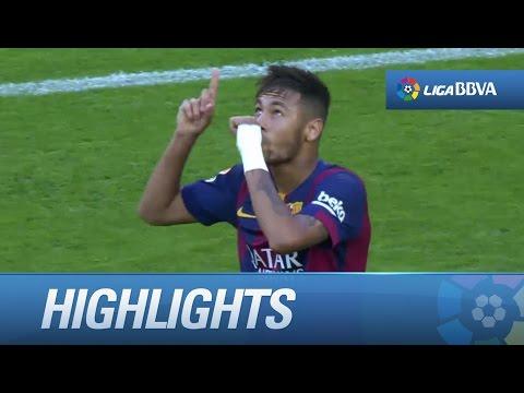 Resumen de FC Barcelona (6-0) Granada CF - HD