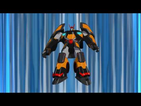 Transformers España - Robots in Disguise: Autobots